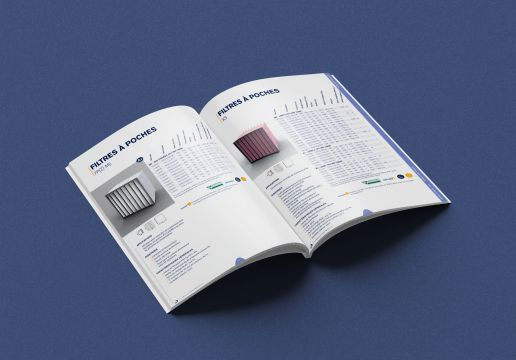 Perfect Binding Brochure Mockup 1